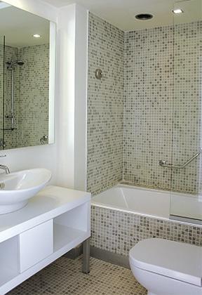 badkamer betegelen Almere