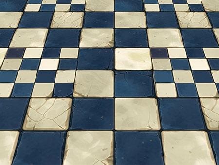 Oude vloertegels verwijderen – tegels opruimen