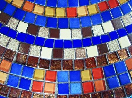 Mozaiek Tegels Plaatsen : Mozaïek tegels van keramisch t m glasmozaïk tips prijzen